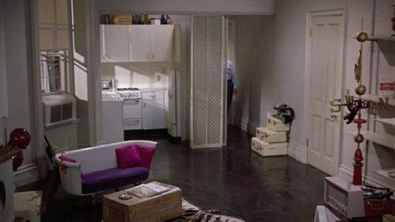 Фотография: Гостиная в стиле Скандинавский, Квартира, Дома и квартиры, Интерьеры звезд, Нью-Йорк – фото на INMYROOM