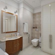 Фото из портфолио дизанй-проект квартиры – фотографии дизайна интерьеров на INMYROOM