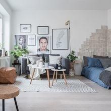 Фото из портфолио Högbergsgatan 67, SÖDERMALM MARIA, STOCKHOLM – фотографии дизайна интерьеров на InMyRoom.ru