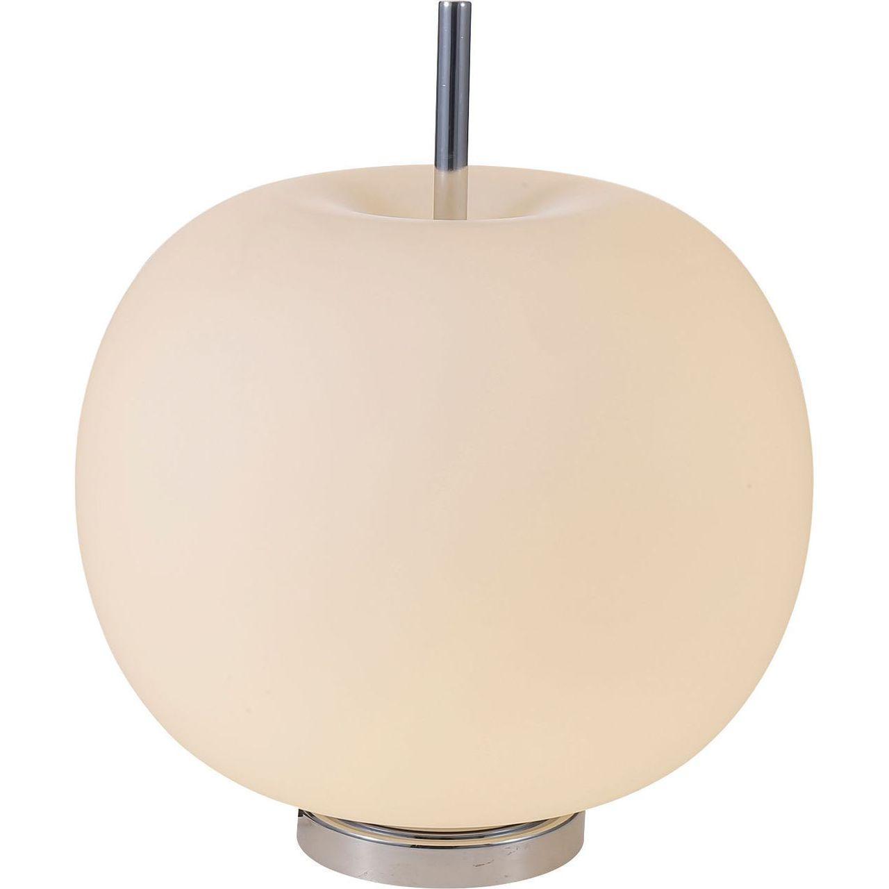 Купить со скидкой Настольная лампа Spot Light Apple с плафоном из стекла