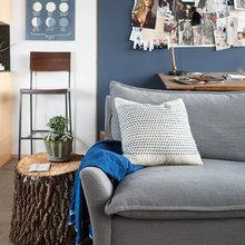 Фото из портфолио Oklahoma City Studio Apartment Tour – фотографии дизайна интерьеров на INMYROOM
