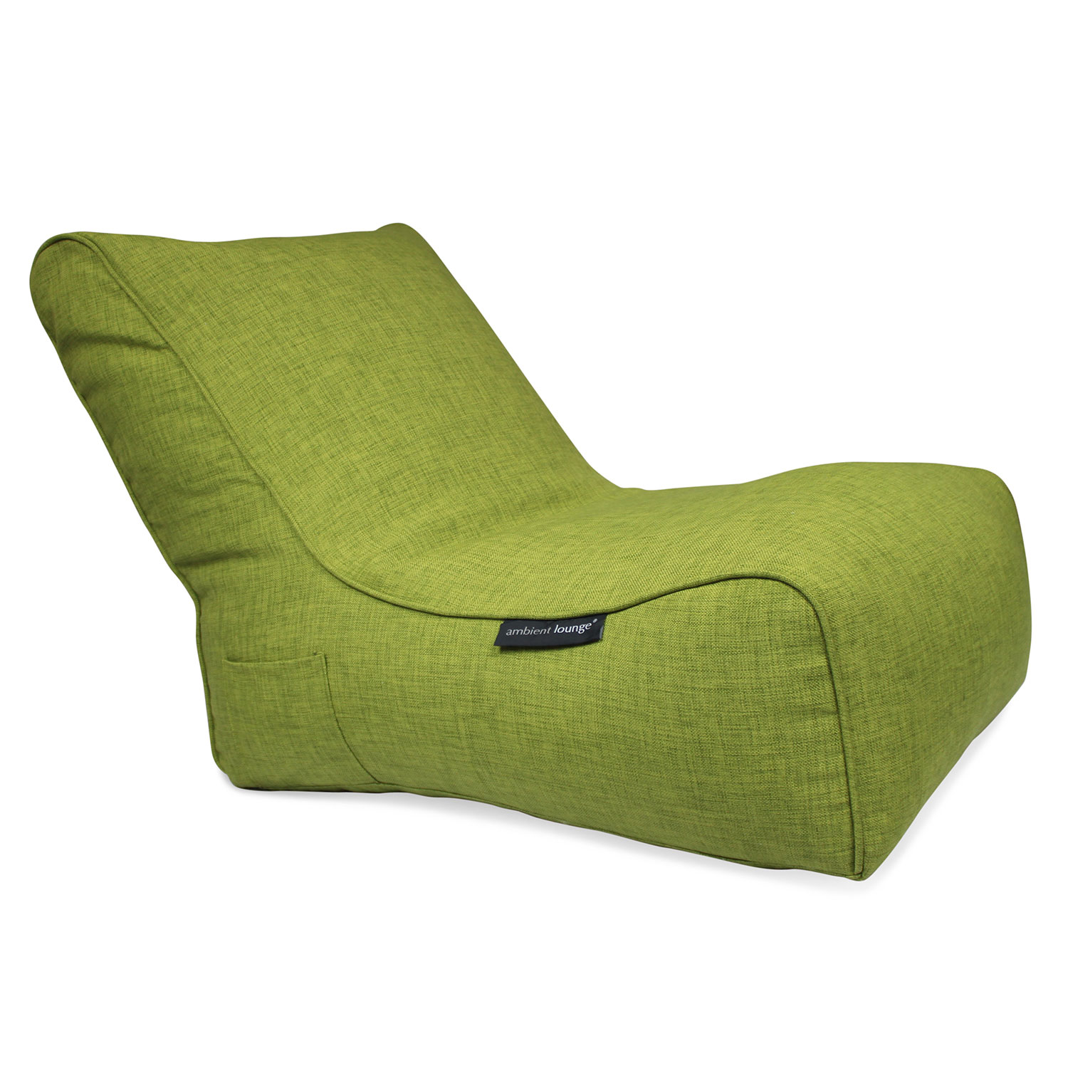 Кресло бин бэг Ambient Lounge® Evolution Sofa™ – Lime Citrus (зеленый)