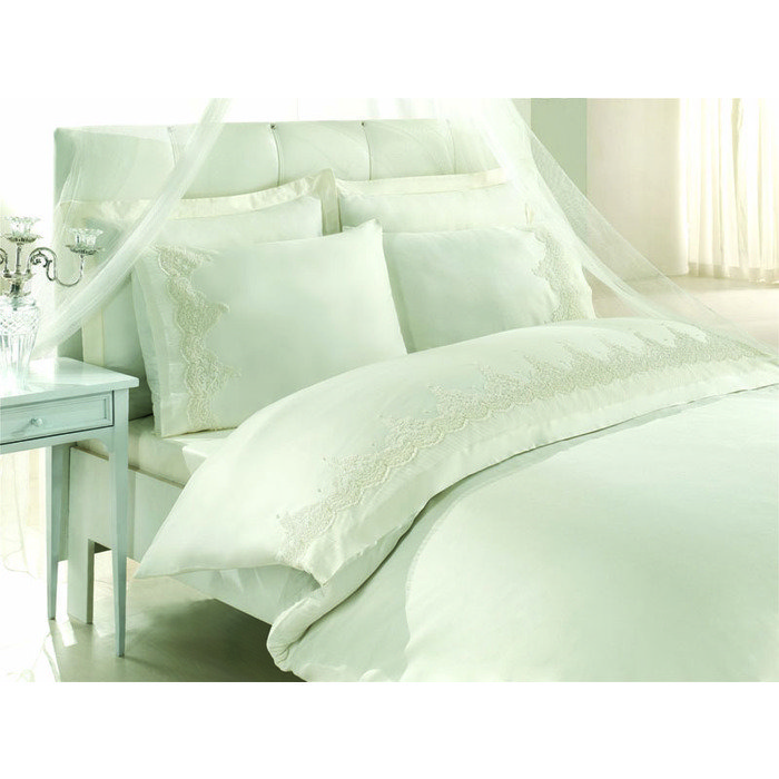 Комплект постельного белья евро Pero