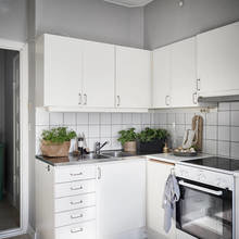Фото из портфолио Kungsladugårdsgatan 13 S – фотографии дизайна интерьеров на INMYROOM