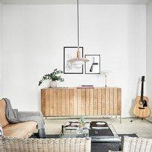 Фото из портфолио Швеция — дань скандинавскому стилю и белоснежному интерьеру – фотографии дизайна интерьеров на INMYROOM