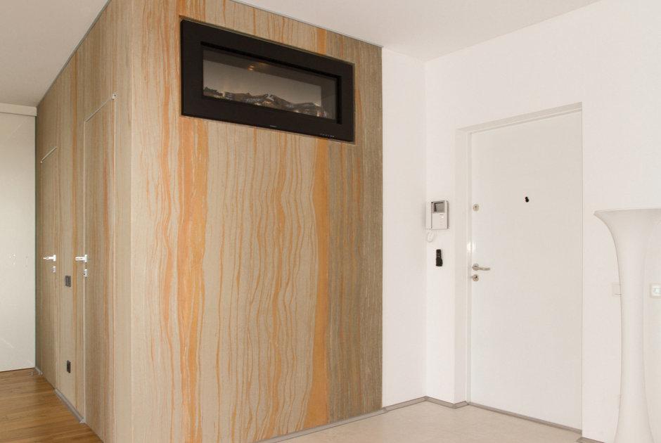 Фотография: Прихожая в стиле Лофт, Квартира, Цвет в интерьере, Дома и квартиры, Белый, Минимализм, Проект недели – фото на InMyRoom.ru