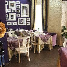 Фото из портфолио ресторан Бергамот – фотографии дизайна интерьеров на InMyRoom.ru
