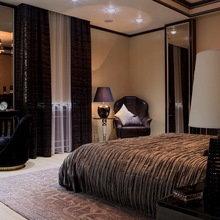 Фотография: Спальня в стиле Восточный, Эклектика, Квартира, Дома и квартиры, Ар-деко, Неоклассика – фото на InMyRoom.ru