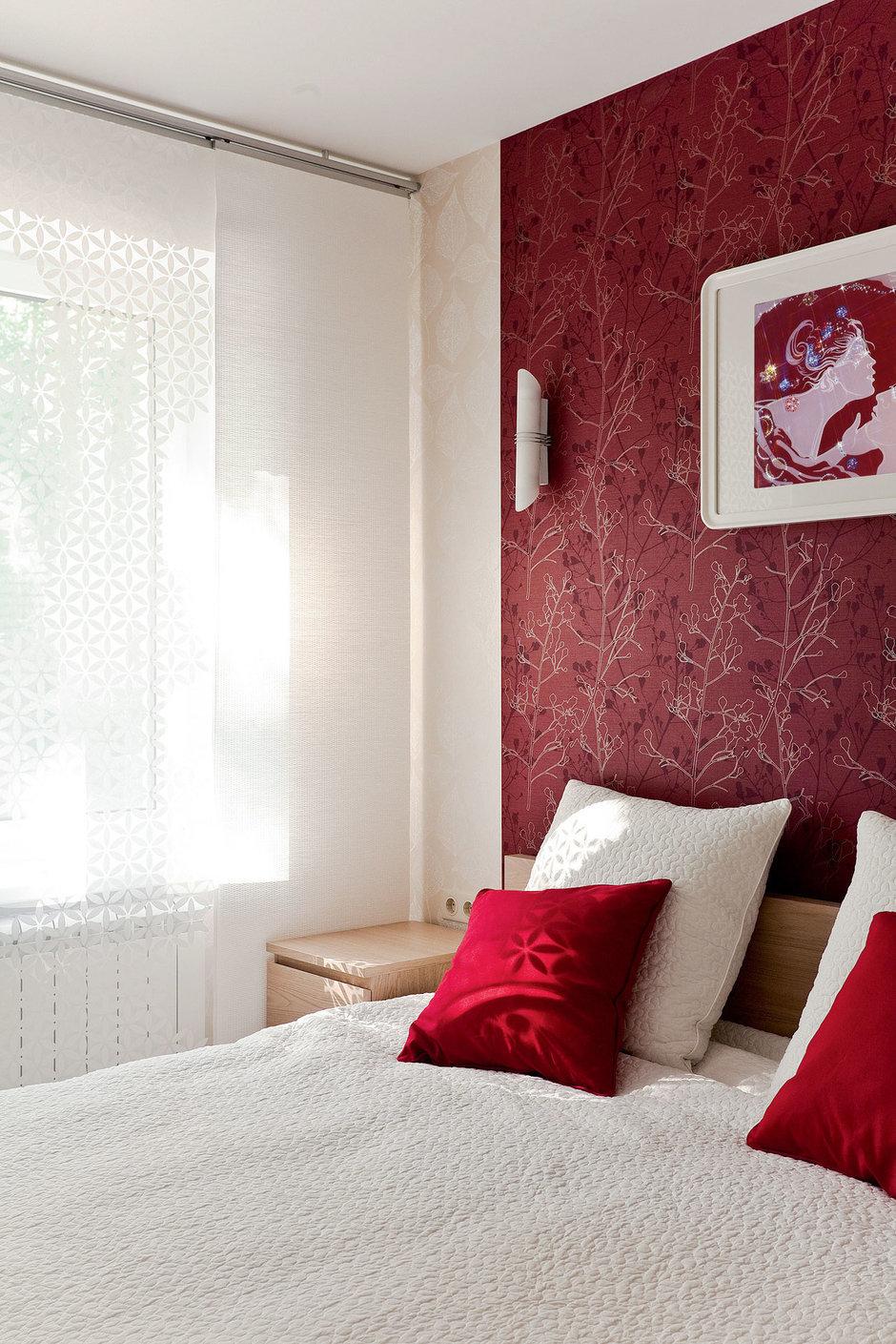 Фотография: Спальня в стиле Современный, Квартира, Дома и квартиры, IKEA, Проект недели – фото на InMyRoom.ru