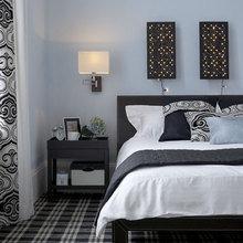 Фотография: Спальня в стиле Современный, Декор интерьера, Декор дома, Прованс, Пол – фото на InMyRoom.ru