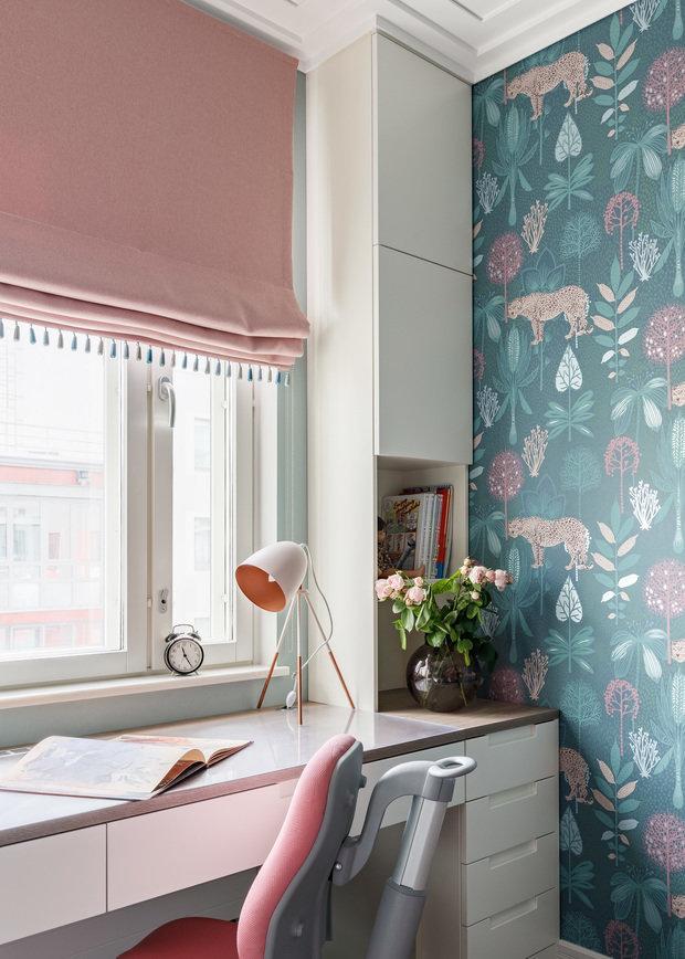 Фотография: Детская в стиле Современный, Квартира, Проект недели, Санкт-Петербург, 4 и больше, Более 90 метров, ARCA design – фото на INMYROOM