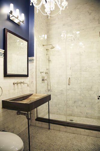Фотография: Ванная в стиле Эклектика – фото на INMYROOM