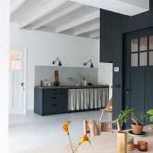 Фото из портфолио  Современная классика в черно-белом исполнении – фотографии дизайна интерьеров на INMYROOM