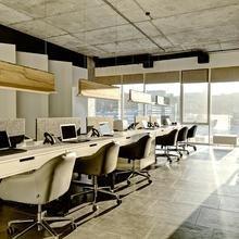 Фото из портфолио Мебель для офиса под заказ. Салон интерьеров A-partment – фотографии дизайна интерьеров на InMyRoom.ru