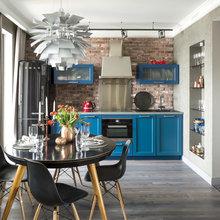 Фотография: Кухня и столовая в стиле Лофт, Карта покупок, Женя Жданова – фото на InMyRoom.ru