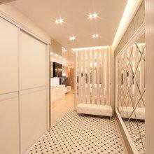 Фото из портфолио Квартира, обставленная Мебель Либерти – фотографии дизайна интерьеров на InMyRoom.ru