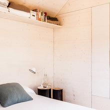 Фотография: Спальня в стиле Кантри, Современный, Декор интерьера, Дом, Дома и квартиры, Архитектурные объекты – фото на InMyRoom.ru