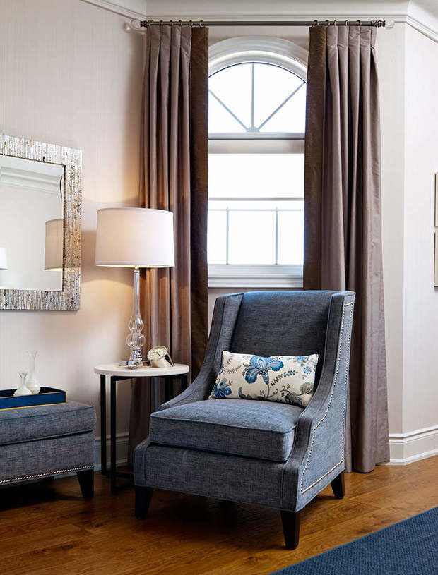Фотография: Мебель и свет в стиле Современный, Спальня, Франция, Интерьер комнат – фото на InMyRoom.ru