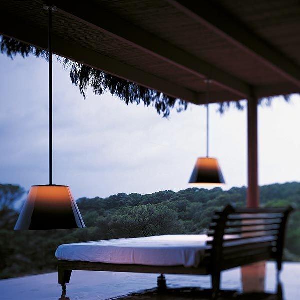 Фотография: Балкон, Терраса в стиле Современный, Ландшафт, Flos, Мебель и свет, Стиль жизни, Дача, Сад – фото на InMyRoom.ru
