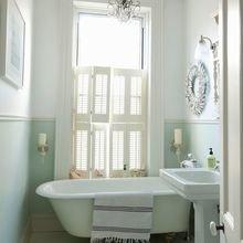 Фотография: Ванная в стиле Скандинавский, Классический, Декор интерьера, Квартира, Дом, Декор – фото на InMyRoom.ru