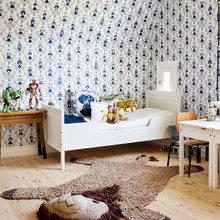 Фото из портфолио Идиллическая романтично-розовая вилла в пригороде Стокгольма  – фотографии дизайна интерьеров на InMyRoom.ru