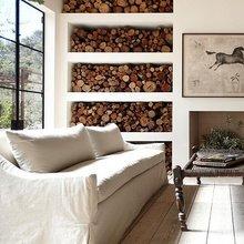Фотография: Гостиная в стиле Классический, Современный, Декор интерьера, Мебель и свет – фото на InMyRoom.ru