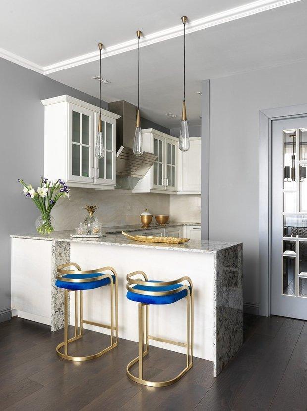 Фотография: Кухня и столовая в стиле Современный, Гостиная, Эклектика, Декор интерьера, Женя Жданова, #каксэкономить, #хочумогу – фото на INMYROOM