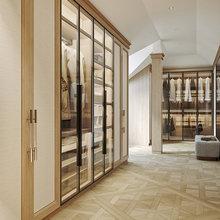 Фото из портфолио  Мансардный этаж загородного дома – фотографии дизайна интерьеров на INMYROOM