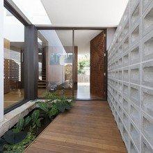 Фото из портфолио Отделка стен – фотографии дизайна интерьеров на INMYROOM