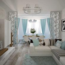 Фото из портфолио Наш проект - квартира в доме серии П 44 – фотографии дизайна интерьеров на INMYROOM