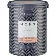 Фото из портфолио Краски Mons – фотографии дизайна интерьеров на INMYROOM