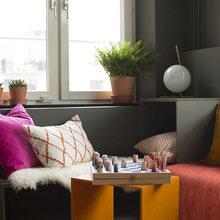 """Фото из портфолио """"Социальный дом"""": Трехкомнатная квартира в трех версиях – фотографии дизайна интерьеров на InMyRoom.ru"""