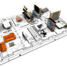 Фотография: Планировки в стиле , Квартира, Дома и квартиры, Советы, Перепланировка, Ремонт – фото на InMyRoom.ru
