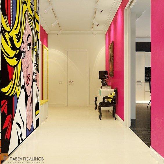 Фотография: Прихожая в стиле Классический, Квартира, Россия, Дома и квартиры, Поп-арт, Санкт-Петербург – фото на InMyRoom.ru