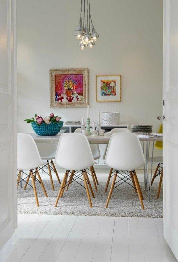 Фотография: Кухня и столовая в стиле Скандинавский, Советы, Вероника Ковалева, Artbaza.Studio – фото на InMyRoom.ru