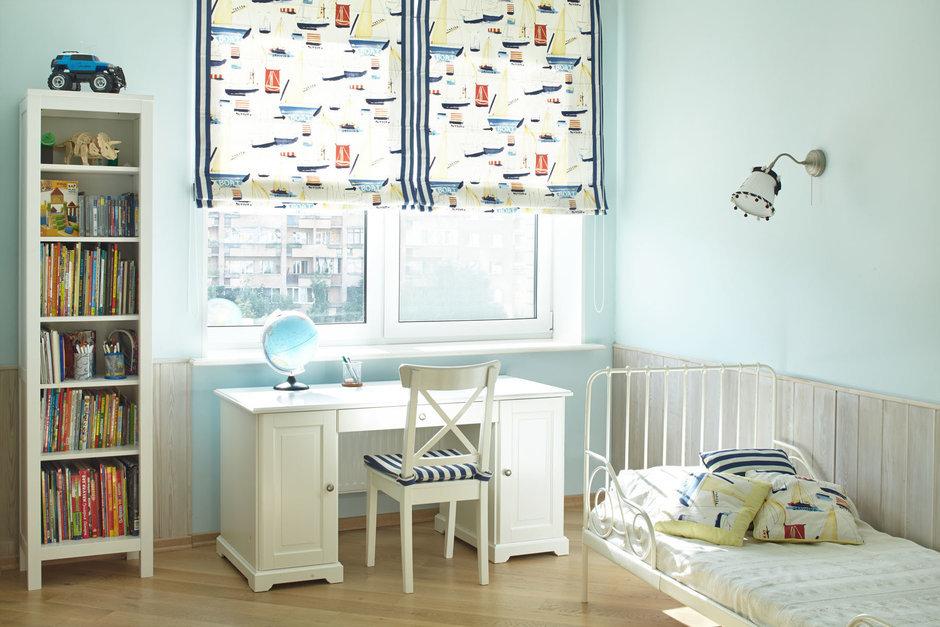 Фотография: Детская в стиле Скандинавский, Классический, Современный, Квартира, Проект недели – фото на InMyRoom.ru
