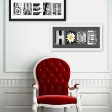 Фото из портфолио Слова из фотобукв – фотографии дизайна интерьеров на INMYROOM