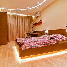 Фото из портфолио кровати – фотографии дизайна интерьеров на INMYROOM