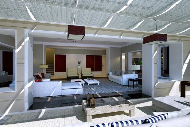 Фото из портфолио Квартира в современном стиле (2) – фотографии дизайна интерьеров на INMYROOM