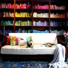 Фотография: Гостиная в стиле Кантри, Инга Ажгирей, Руслан Кирничанский – фото на InMyRoom.ru