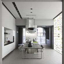 Фотография: Кухня и столовая в стиле Лофт, Индустрия, Люди – фото на InMyRoom.ru