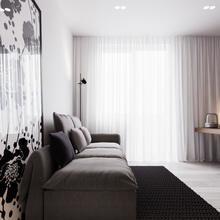 Фото из портфолио Уютная квартира в шумном городе – фотографии дизайна интерьеров на INMYROOM