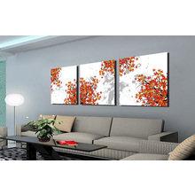 Декоративная картина: Осеннее небо