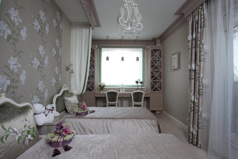 Фотография: Детская в стиле Классический, Декор интерьера, Интерьер комнат, Проект недели, Марина Поклонцева – фото на InMyRoom.ru