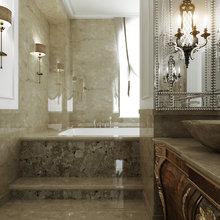 Фото из портфолио Вольная классика – фотографии дизайна интерьеров на InMyRoom.ru