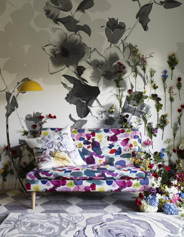 Фото из портфолио Элементы декора в оформлении интерьера – фотографии дизайна интерьеров на INMYROOM