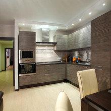 Фото из портфолио Трехкомнатная квартира – фотографии дизайна интерьеров на INMYROOM