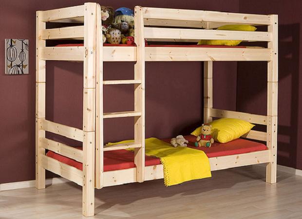 Фотография: Мебель и свет в стиле Современный, Эко, Детская, мебель в детской – фото на INMYROOM