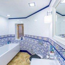 Фото из портфолио Санузел в загородном доме – фотографии дизайна интерьеров на INMYROOM