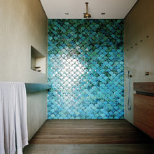 Фотография: Ванная в стиле Восточный, Декор интерьера, Интерьер комнат – фото на InMyRoom.ru